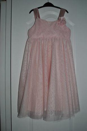 Нарядное платье на 8-10 лет H&M