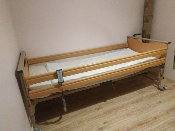 Powiekszone 220×90 Łóżko rehabilitacyjne LUNA Basic 2 vermeiren