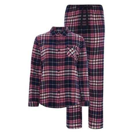 Женская фланелевая пижама L, XL Primark, Англия.