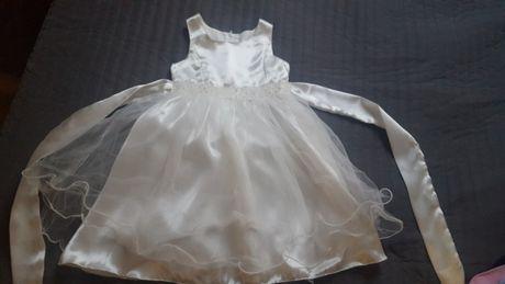 Sukienka dla małej księżniczki r.98
