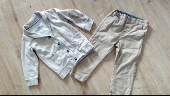 Пакет комплект набор штаны рубашка 2-3 года