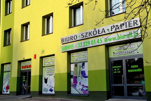 Firma w branży art. biurowych i szkolnych - Śląsk