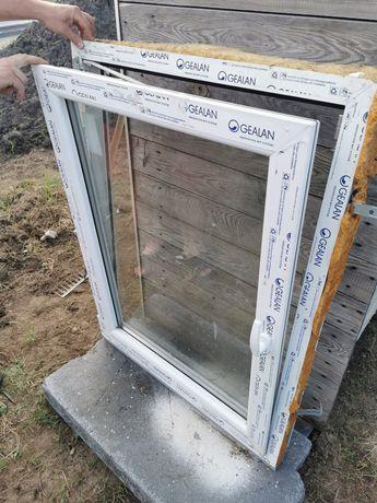 Sprzedam 2 okna GEALAN rozwiewno-uchylne