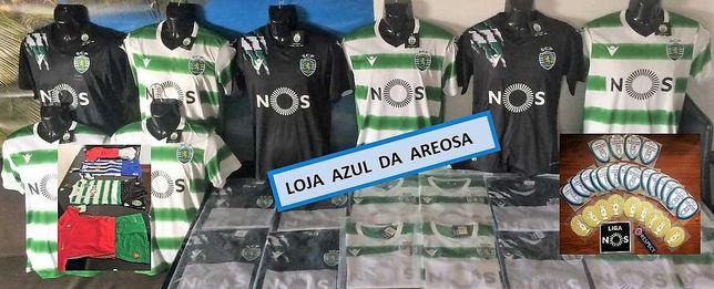 PROMOÇÃO camisolas garra de Leão Sporting campeão 20/21 personalização