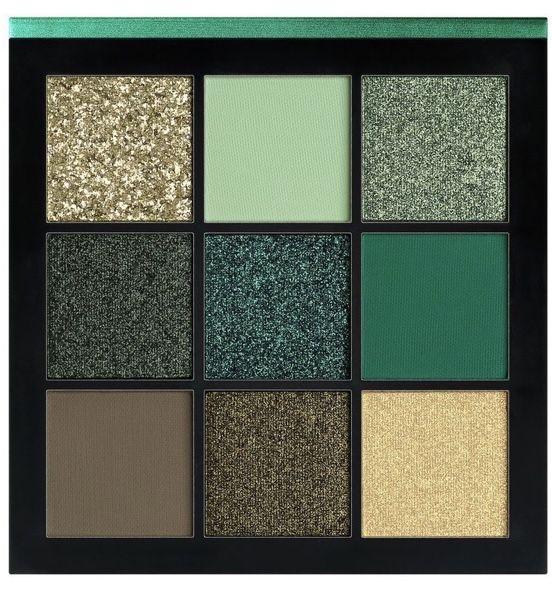Палетка теней Huda Beauty emerald obsessiong Днепр - изображение 1