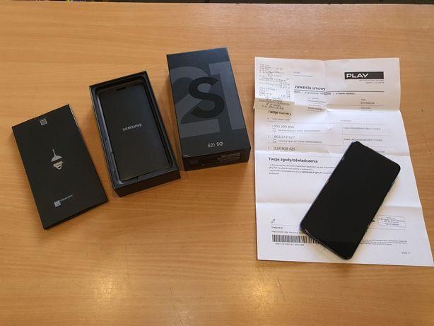 Nowy telefon Samsung Galaxy S21 5G 256GB GWARANCJA!!!