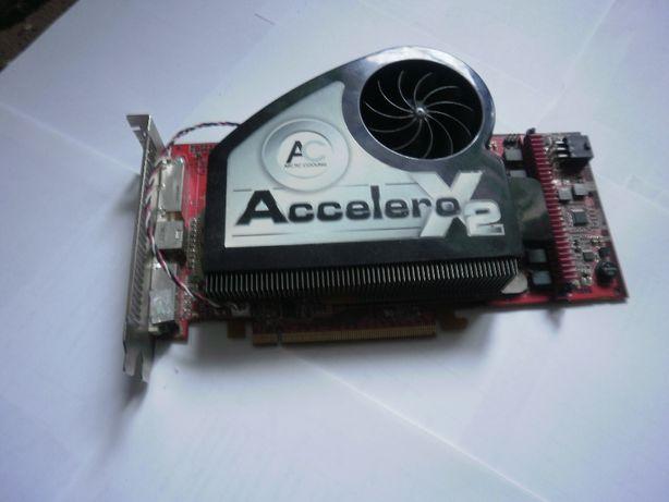 Видеокарта X1900XT PCIE 256M