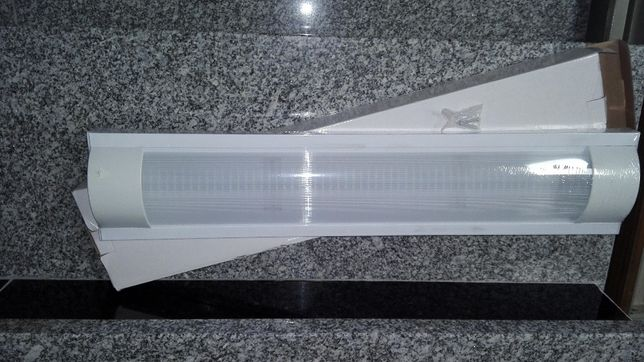 Armadura LED 18W 60cm NOVA