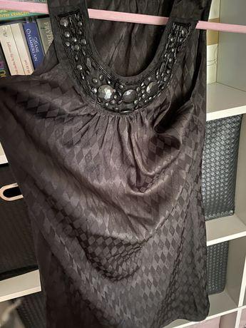 Sukienka mala czarna 36 S