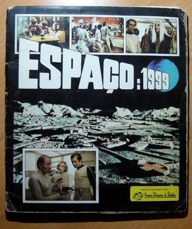 Caderneta Cromos ESPAÇO 1999