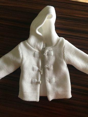Gruby sweterek