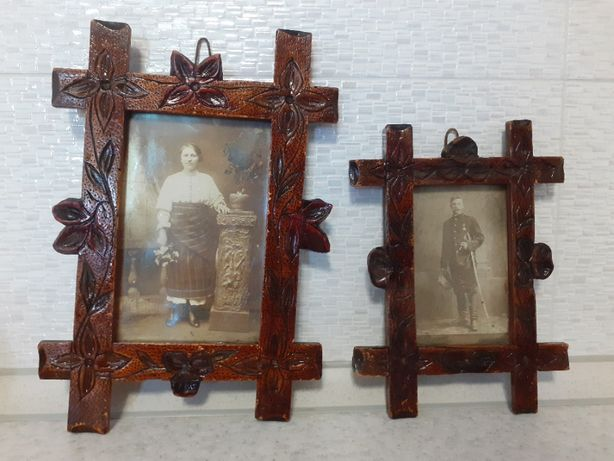 Старовинні рамки з фото