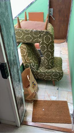 Poltrona Cadeirao Vintage anos 70