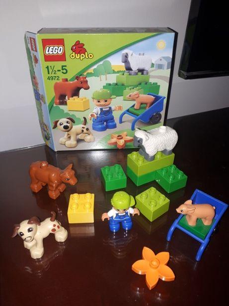 Lego Duplo 4972 klocki Lego Ville