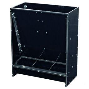 Automat/karmnik paszowy- trzystanowiskowy tucznikowy-wersja AP3T