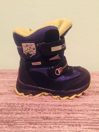 Зимові черевички в ідеальному стані!