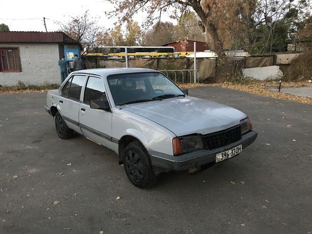 Opel Ascona 1.6газ/бенз