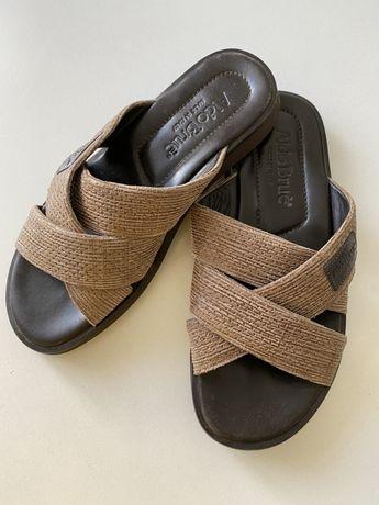 ПОДАРОК Aldo brue тапки сланцы шлепки сандали