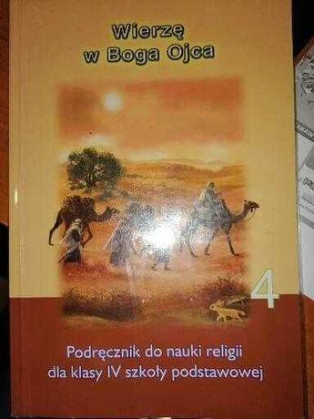 Książka do Religi klasa 3 i 4