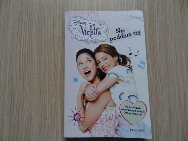 """Książka Violetta """"Nie poddam się"""". WYSYŁKA GRATIS"""