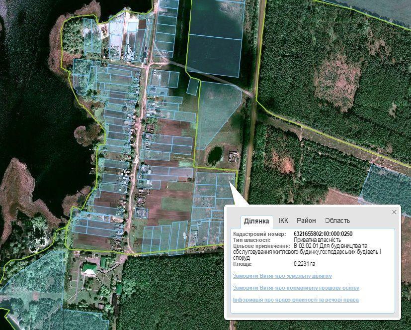 Продам земельный участок в с.Металловка, Волчанский район Металівка - зображення 1