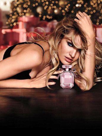 Victoria's secret bombshell pink diamonds edp лимитированная коллекция