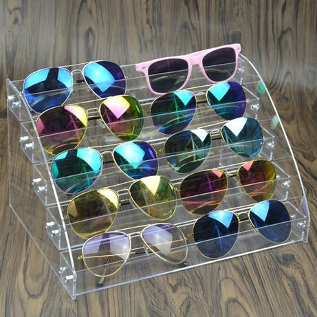 Ekspozytor na okulary akryl polecam