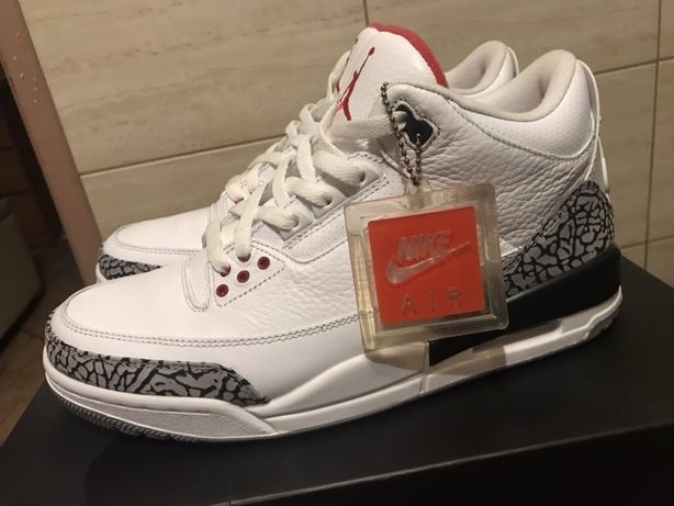 Buty Air Jordan 3 Retro 88 2013 - 44 EUR
