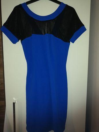 Sukienka z siateczka