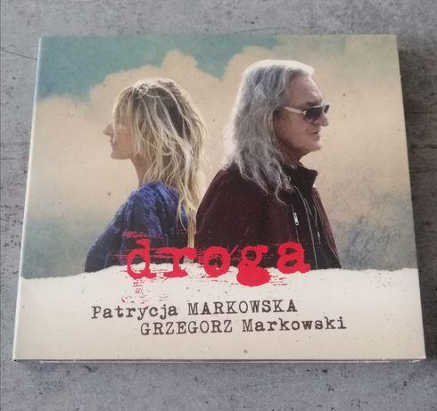Płyta CD Patrycja Markowska i Grzegorz Markowski