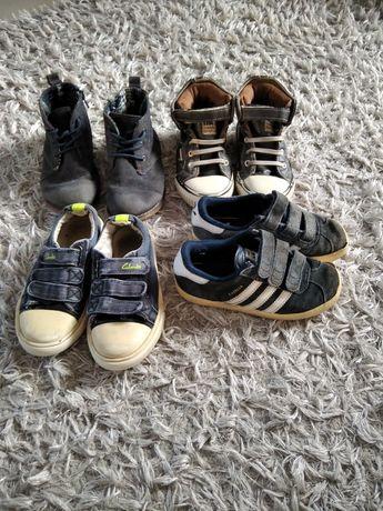 Buty chłopięce trampki tenisówki trzewiki adidas gazelle 27 28 29