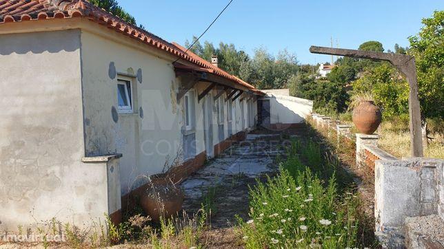Moradia e Terreno 14680 m2 em ALAGOA -- Martinchel -- Castelo de Bode