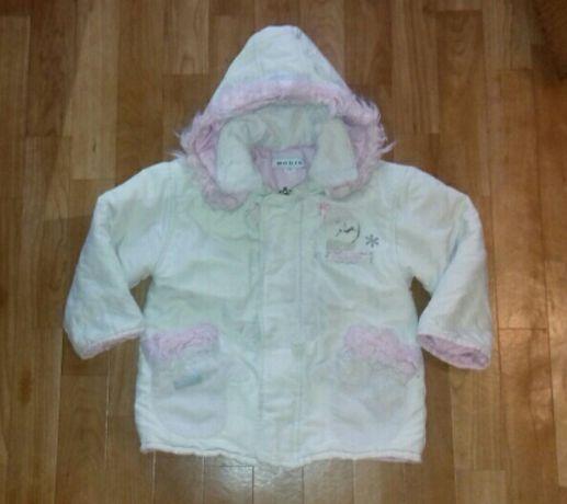 Курточка на 2-3 года демисезонная куртка для девочки рост 92-98 см