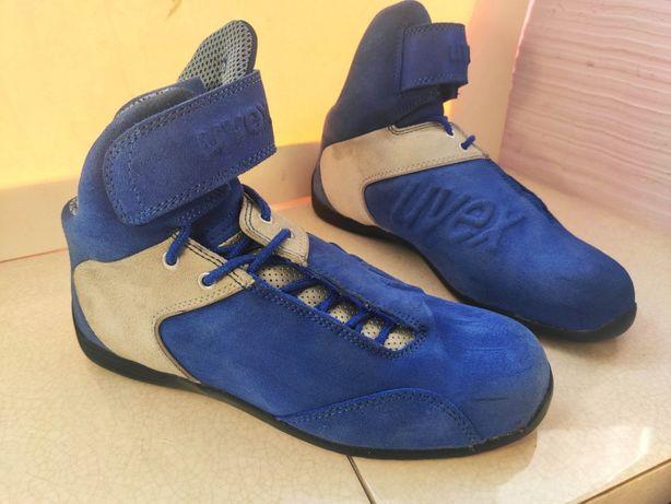 Женские мотоботинки мото кроссовки мотоботы uvex 40 р 25,5-25,8 см