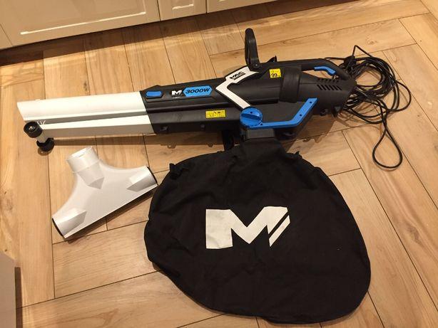 MacAllister Odkurzacz do liści - dmuchawa 3000 W - MBVP3000M W-wa