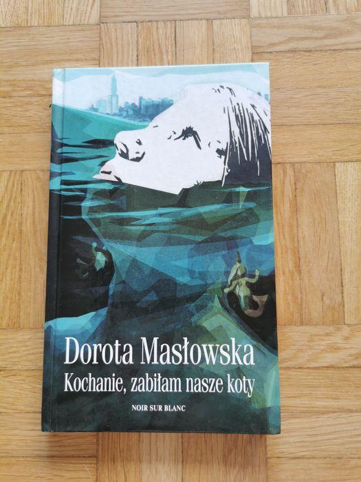 """Książka """"kochanie, zabiłam nasze koty"""" Warszawa - image 1"""