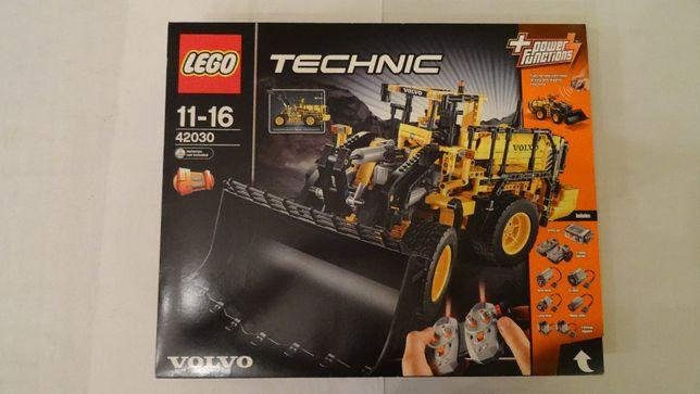 Lego TECHNIC 42030 Koparka VOLVO L350F