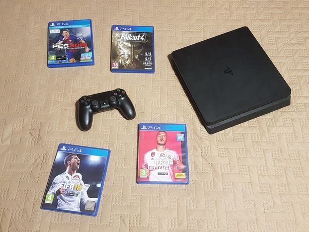 Consola Playstation4 Ps4