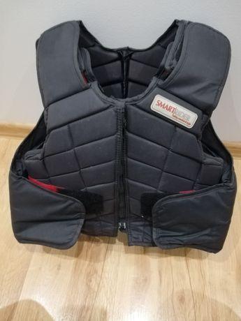 Kamizelka ochronna do jazdy konnej dla dziecka