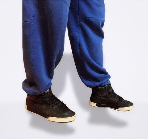 Кроссовки кожаные Nike
