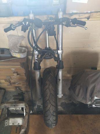 Lagi Przód Yamaha R6 98-02 Rj 036