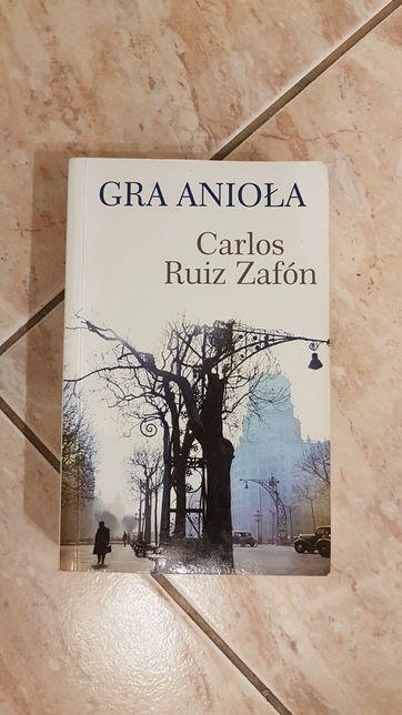 Carlos Ruiz Zafon - Gra anioła