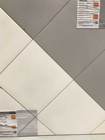 OBI Gres szkliwiony Polaris bianco 1,76m2/krt OBNIŻKA z 70,38 na 52,76