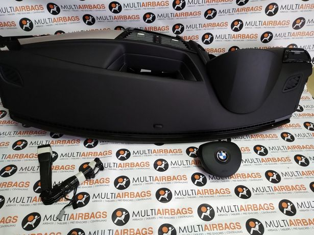 Conjunto de Airbags com tablier BMW X1