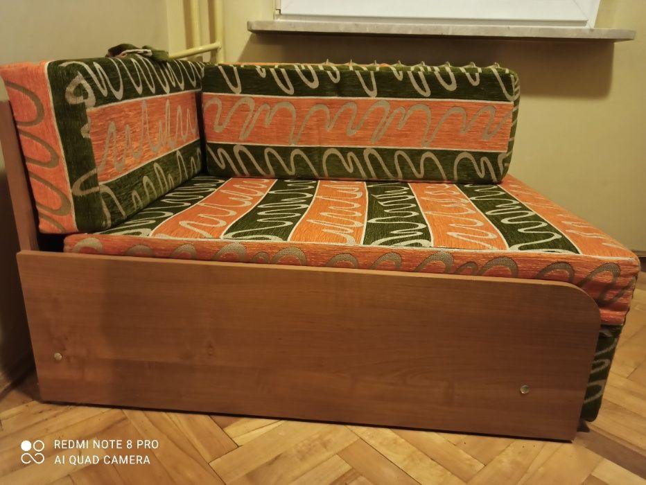 Sofa fotel z opcją spania-sprzedam Kraków - image 1