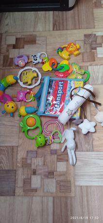 Продам іграшки(погримушки ) від 0+