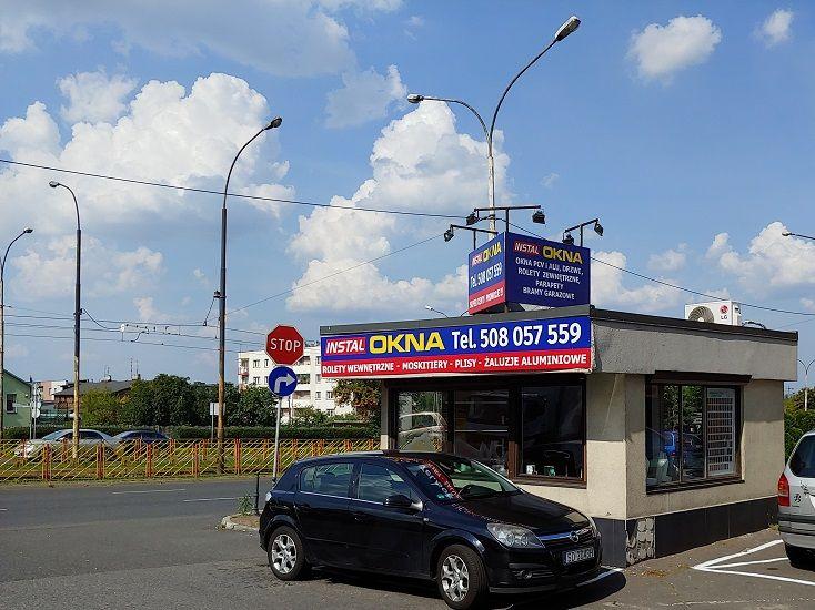 Drzwi Balkonowe PCV Białe z ruchomym słupkiem, IDEAL7000 PREMIUM 3szyb Dąbrowa Górnicza - image 1