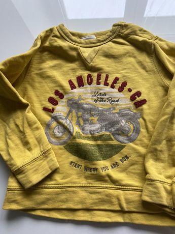 Bluza zara motor motocykl zara babyboy
