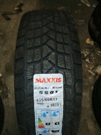Зимние шины резина 235/60 R17 Maxxis PRESA SS-01 SUV ICE 2356017 65 55