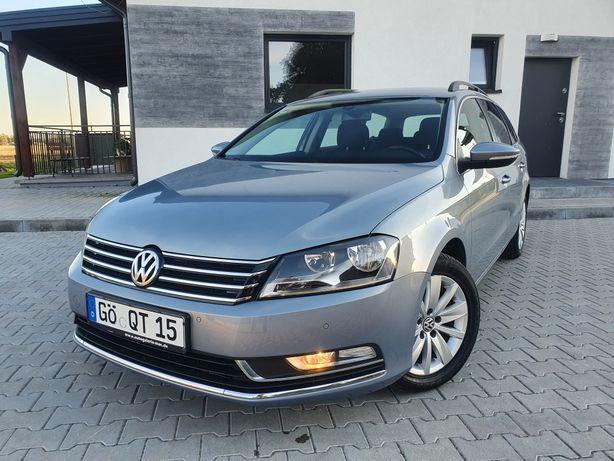 *Volkswagen Passata 2.0TDI*140KM*DSG*NAVI*SERWIS *